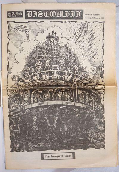 Kansas City, MO: One Hundred Flowers Publishing Group, 1989. 28p., tabloid format newspaper, horizon...
