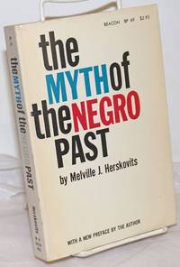 image of The Myth of the Negro Past
