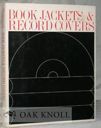 BOOK JACKETS AND RECORD COVERS, AN INTERNATIONAL SURVEY by  Kurt (editor) Weidemann - Hardcover - 1969 - from Oak Knoll Books/Oak Knoll Press (SKU: 2899)
