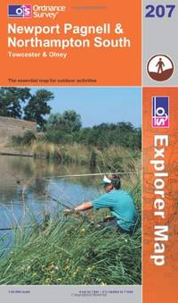 Newport Pagnell and Northampton South (Explorer Maps) (OS Explorer Map Active)