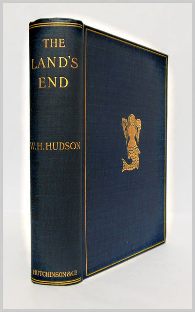 London: Hutchinson, 1908. Large, thick octavo. Gilt decorated navy blue cloth, t.e.g. Frontis, plate...