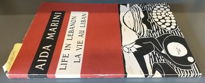 Beirut: Librarie Orientale, 1959. Loose folio. Signed and Inscribed by Artist; Text in English, Fren...