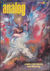Analog Science Fiction / Science Fact, July 1973 (Volume 91, Number 5) by  Jr.; Edward Wellen; Gary E. Myers Ben Bova; Anne McCaffrey; Richard K. Lyon; Roy L. Prosterman; J. T. Lamberty - Paperback - July 1973 - from Books of the World (SKU: RWARE0000002049)