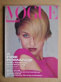 image of Vogue. April, 1985.