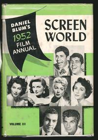 Screen World 1952 (Vol. 3)