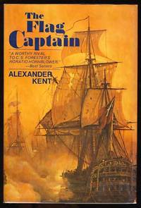 The Flag Captain by  Alexander (Douglas Reeman) Kent - First US Edition - 1971 - from Parigi Books, ABAA/ILAB and Biblio.com