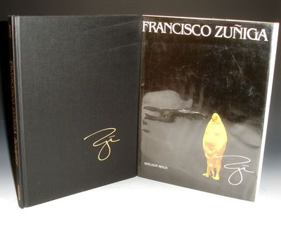 Tucson, Az; (1980): University of Arizona Press. First Edition. Zuniga, Francisco. Quarto. Signed by...