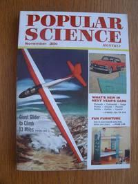 image of Popular Science Magazine; November 1955