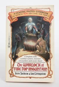 image of The Warlock of Firetop Mountain