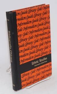 Bibliografia Chicana; a guide to information sources