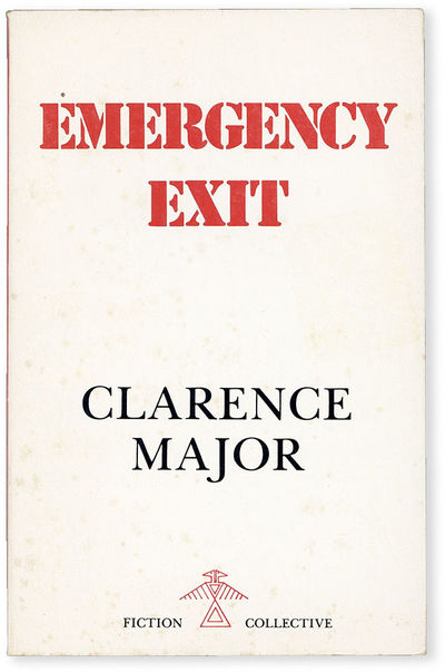 New York: Fiction Collective, 1979. First Edition. First Paperback Printing; Octavo (21.5cm) 258pp.;...