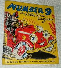 NUMBER 9 THE LITTLE FIRE ENGINE