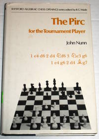 image of Pirc for the Tournament Player (Batsford Algebraic Chess Openings)