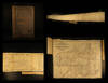 Drawings of maps, bridges, profiles, coal burning locomotives, chairs, brakes, splices, &c. accompanying the report of the Board of Railroad Commissioners, for 1856.