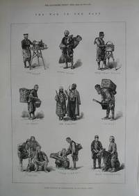 The War in the East. Street Sketches at Constantinople.