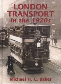 London Transport in the 1920's