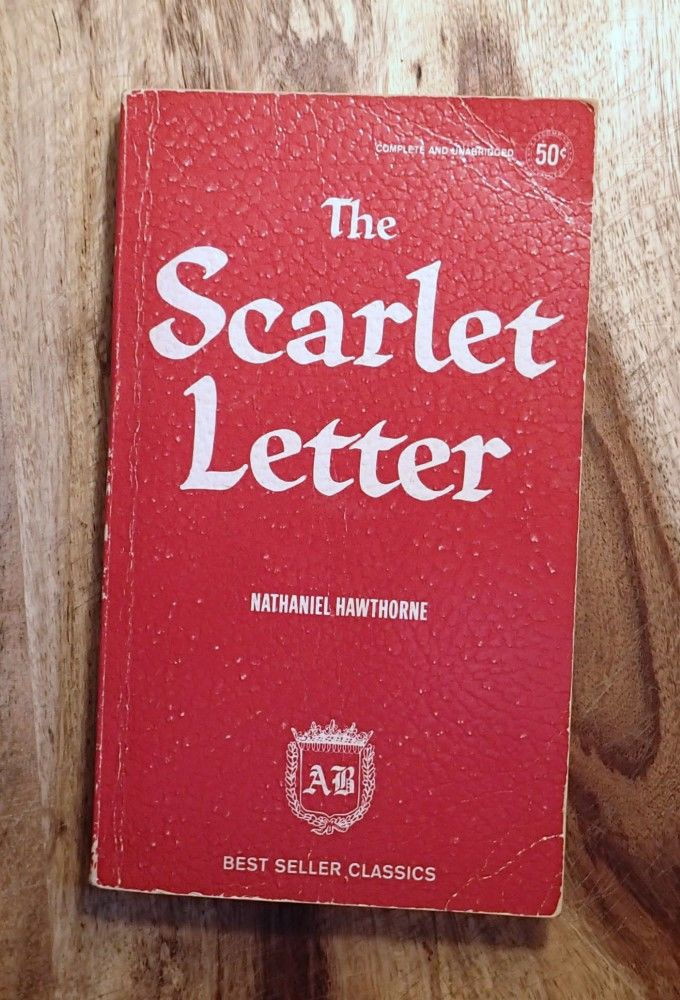 the morality is through hawthornes book the scarlet letter They will also say how it is loosely adapted from hawthornes' book  through life, turned the scarlet letter from  morality of the book and the scarlet letter.