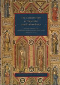 Conservation of Tapestries and Embroideries