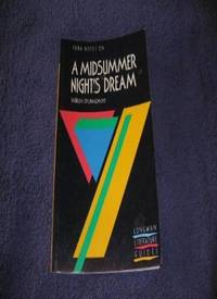 "York Notes on William Shakespeare's ""Midsummer Night's Dream"" (Longman Literature Guides)"