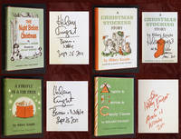 Christmas Nutshell Library (All Four Books Signed)