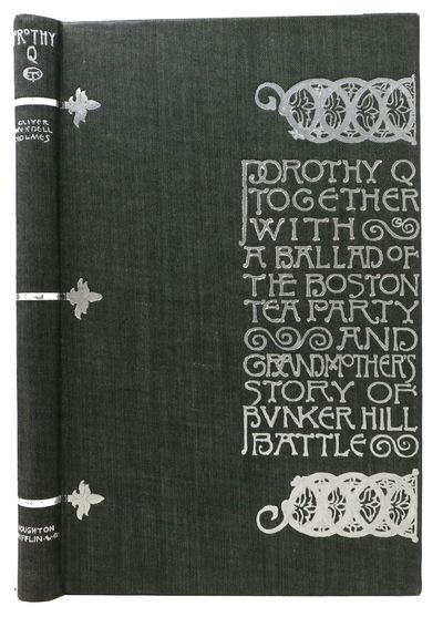 Boston and New York: Houghton Mifflin and Company, 1893. 1st edition thus, 2nd issue (BAL 9042; Blan...