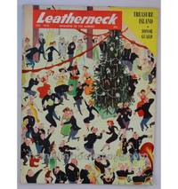 1953 December Leatherneck Marines, Christmas Ball Cover Illustration