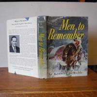 image of Men to Remember
