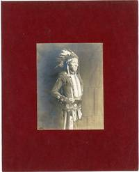 Seven Photographs of Crow including White Swan, Little Bear and One Star, c. 1900-1905