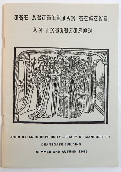 Manchester: John Rylands University Library, 1985. First edition. Stapled wraps. Very good. Stapled ...