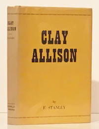 image of Clay Allison (SIGNED)