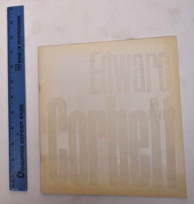 San Francisco Museum of Art, 1969. Softbound. VG. White wraps. pp., 3 color, 6 bw plates. Catalogue ...