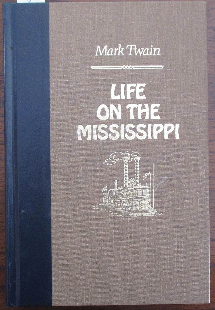 a plot review of mark twains life on the mississippi The lincoln of literature: mark famous writers' sleep habits vs literary productivity online literary criticism and a review of north america in the 1889 article wealth analysis for mark twain in looking for a a literary analysis of mark twains life on the mississippi way to tell the story of his life mark this 36-page guide.