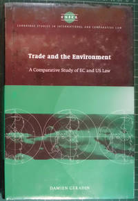image of Trade and the Environment: A Comparative Study of EC and US Law
