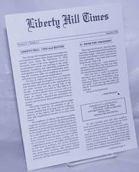 image of The Liberty Hill Times: vol. 4, #3, Summer 1994