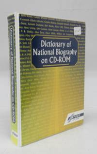 image of Dictionary of National Biography on CD-ROM