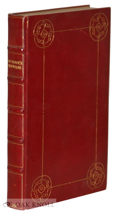 London, UK: George Routledge, 1846. full leather, gilt tooling on covers and spine, five raised band...