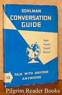 image of Sohlman Conversation Guide, Interpreter Number 13. (Finlandais -  Francais - Espagnol - Allemand)