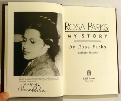 rosa parks my story book report So i had to play rosa parks in seventh grade this report focuses on rosa parks and bher point of view if you would like to know the sources i used just messa rosa parks 83 reads 0 votes 3 part story.