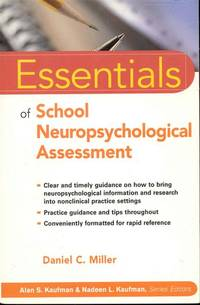 image of Essentials of School Neuropsychological Assessment