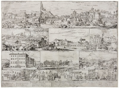 This item is currently on reserve; please contact dealer for more details. Etching, 285mm x 390mm. T...