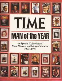 image of Time Man of the Year A Special Collection of Men, Women and Ideas of the Year 1927-1990
