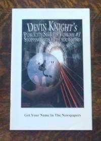 image of Devin Knight's Publicity Secrets Volume #1 Stopping Cars with Your Mind