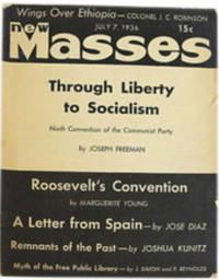 New Masses. July 7, 1936