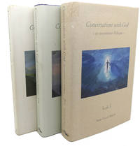 image of CONVERSATIONS WITH GOD :  An Uncommon Dialogue, Books 1, 2, 3