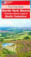 image of North York Moors (Touring Maps & Guides)
