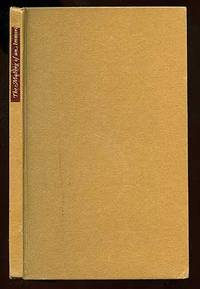 New York: The Bowling Green Press, 1927. Hardcover. Very Good. First edition. Contemporary gift insc...