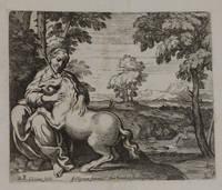 Argomento della Galeria Farnese dipinta da Annibale Caracci.  Disengnata e Intagliata de Carlo Cesio
