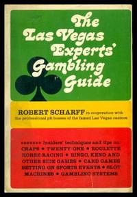 image of THE LAS VEGAS EXPERTS' GAMBLING GUIDE - Insider's Techniques and Tips