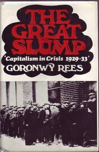 The Great Slump: Capitalism in Crisis 1929-33