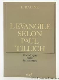 L'évangile selon Paul Tillich